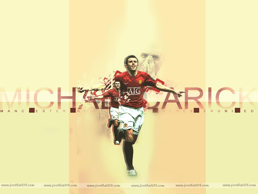 Wallpaper Free Picture: Michael Carrick Wallpaper 2011