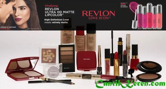 Katalog Produk Daftar Harga Revlon Kosmetik Terbaru