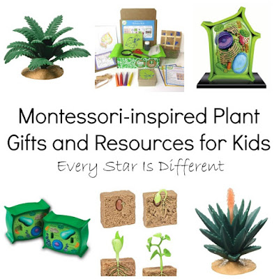 Montessori-inspired Gifts and Resources for Kids