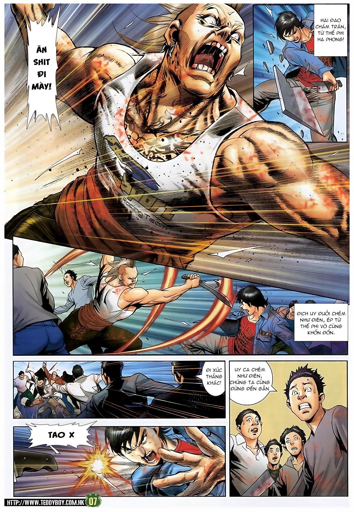Người Trong Giang Hồ - Chapter 1578: Ai sẽ lên đường - Pic 6