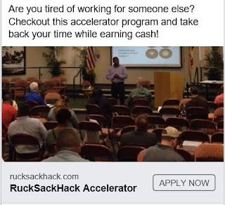 Rucksackhack Accelerator