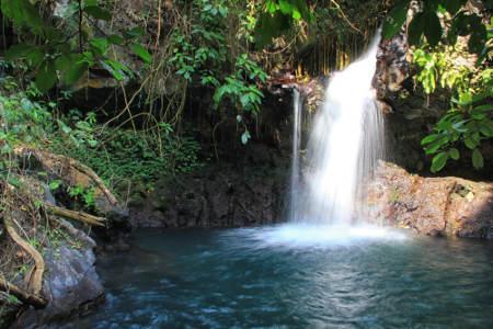 Wisata Air Terjun Antogan di Banyuwangi Jawa Timur