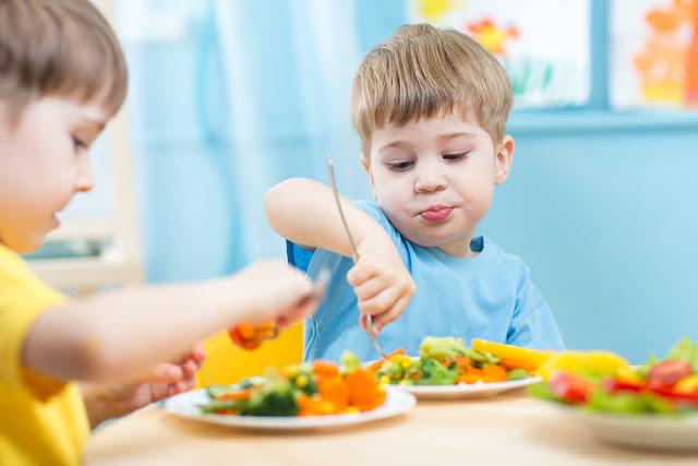 5 أطعمة تزيد من معدل ذكاء طفلك