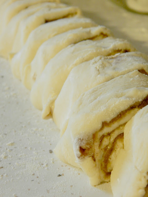 one hour cinnamon rolls (sweetandsavoryfood.com)