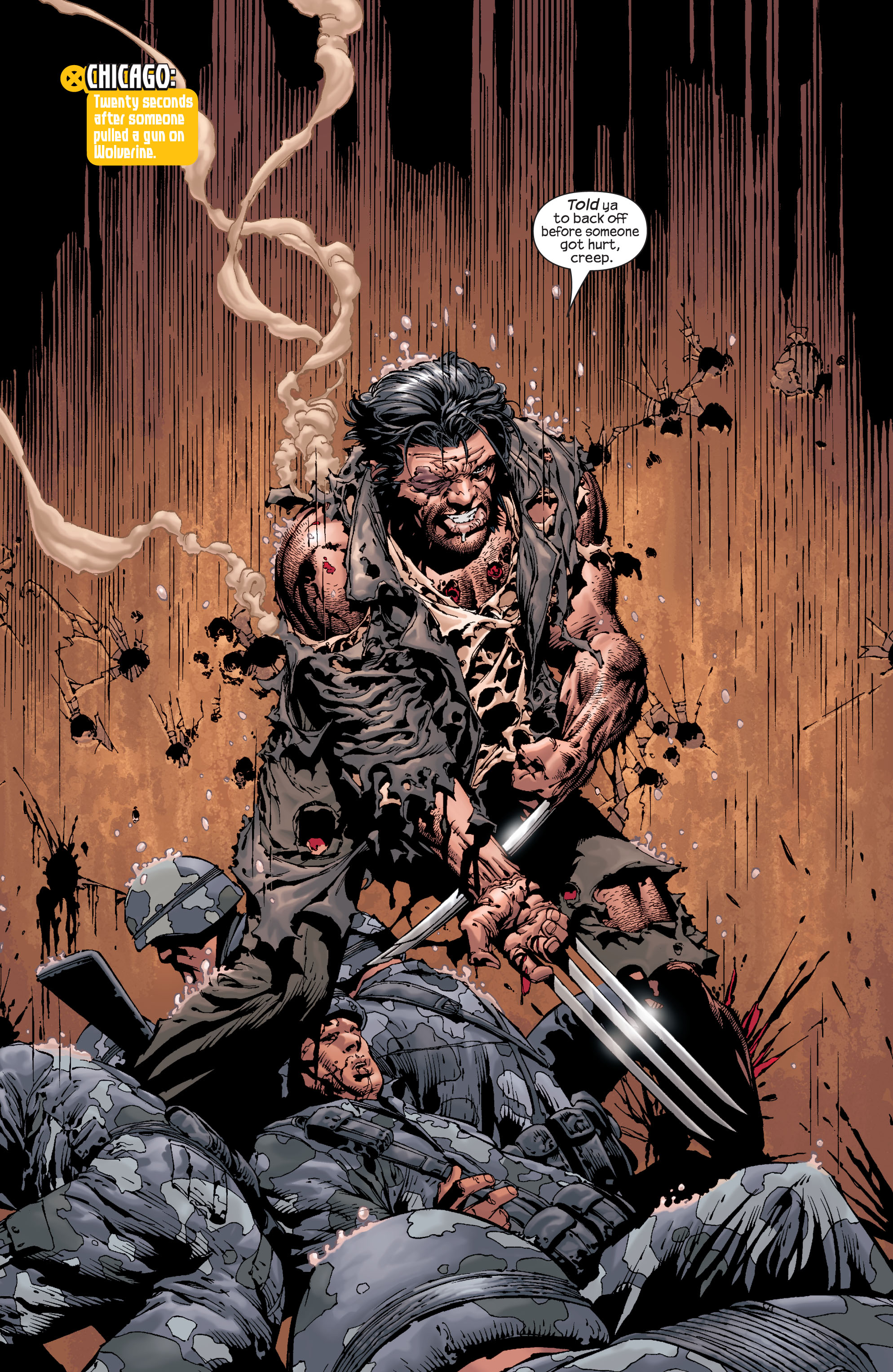 Read online Ultimate X-Men comic -  Issue #28 - 15