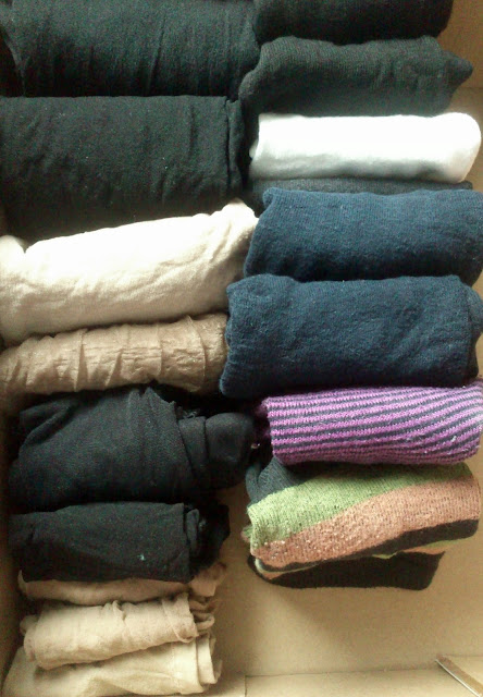 KonMari metoda - slaganje odjeće