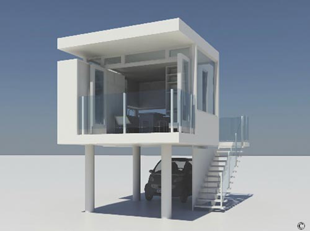New home designs latest.: Modern small homes designs.