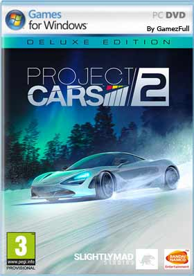 Project CARS 2 Deluxe Edition PC [Full] Español [MEGA]