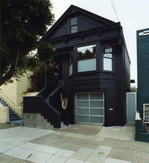 DUSTY: Should I Paint My House Black
