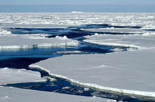 Arctic Temperatures Highest in at Least 44,000 Years