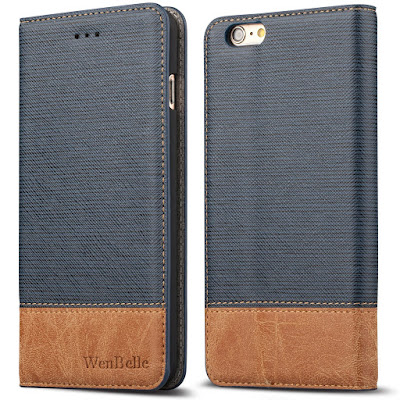 Wendell Blazers Series iPhone 8 Flip Cover.