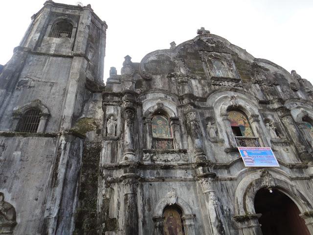 Church in Lucban Quezon