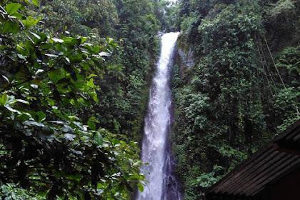 Wisata Alam Favorit Air Terjun Montel di Kudus, Jawa Tengah