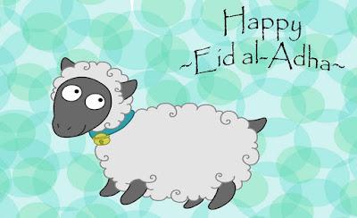 Why do Muslim sacrifice animal on Eid al-Adha