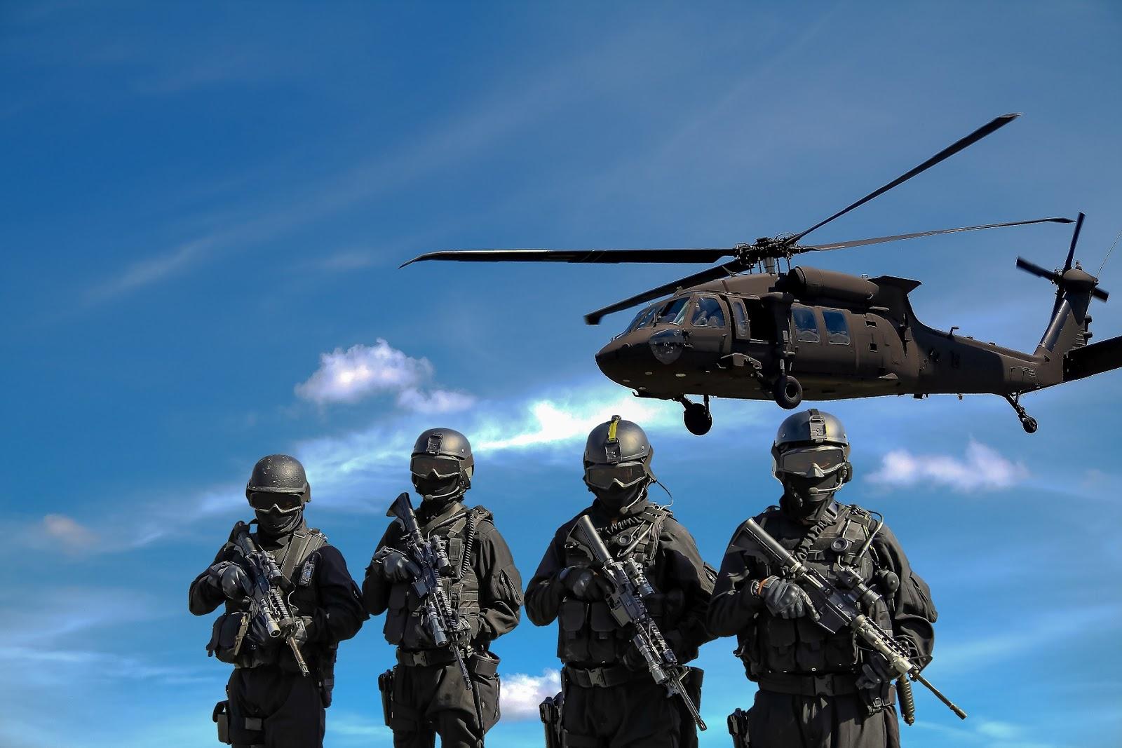 मार्कोस कमांडो बनने के लिए कौन कौन से ट्रैनिंग से गुजरना पड़ता है ??? -  INDIAN ARMY