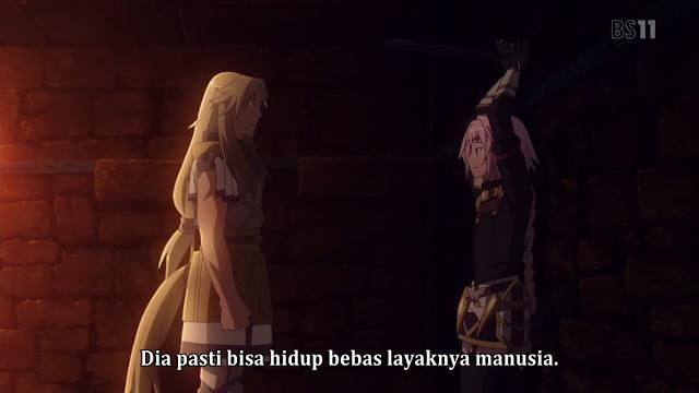 Fate Apocrypha Episode 05 Subtitle Indonesia