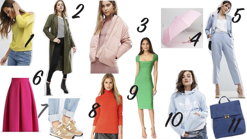 что модно весной 2017 купить