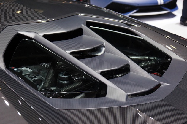 Lamborghini Ultra Centenario Berharga RM7.75 Juta