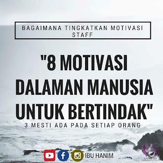 8 Cara Motivasi Berkesan