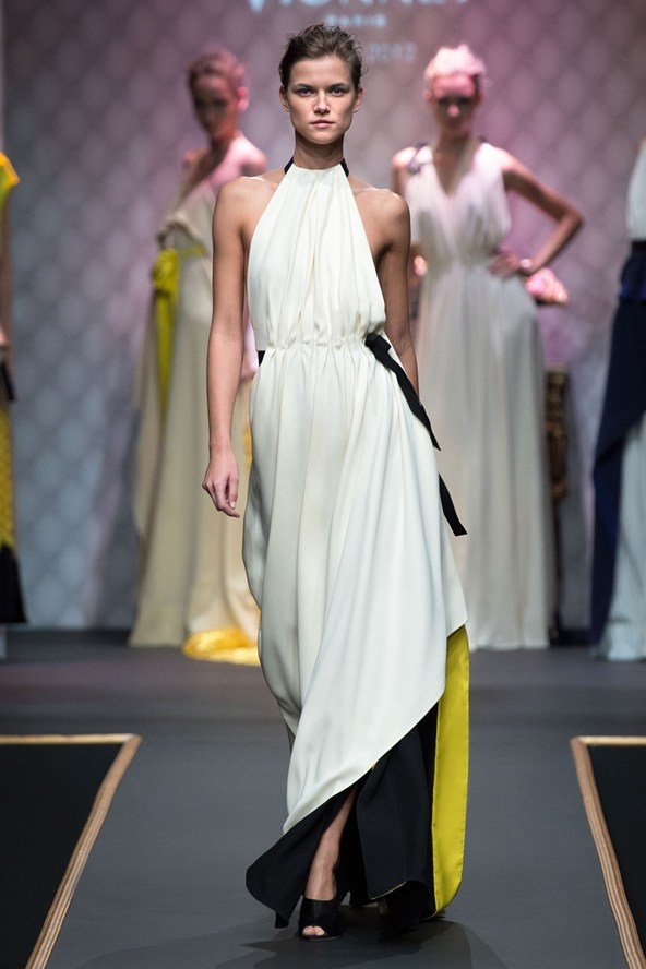 Vionnet Fall 2013 Demi-Couture : Cool Chic Style Fashion
