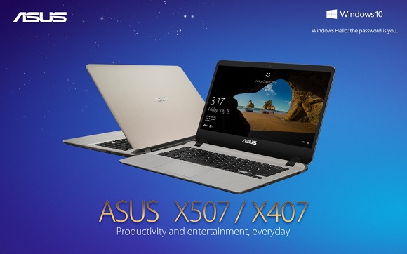 ASUS VivoBook X407 and X507 Philippines
