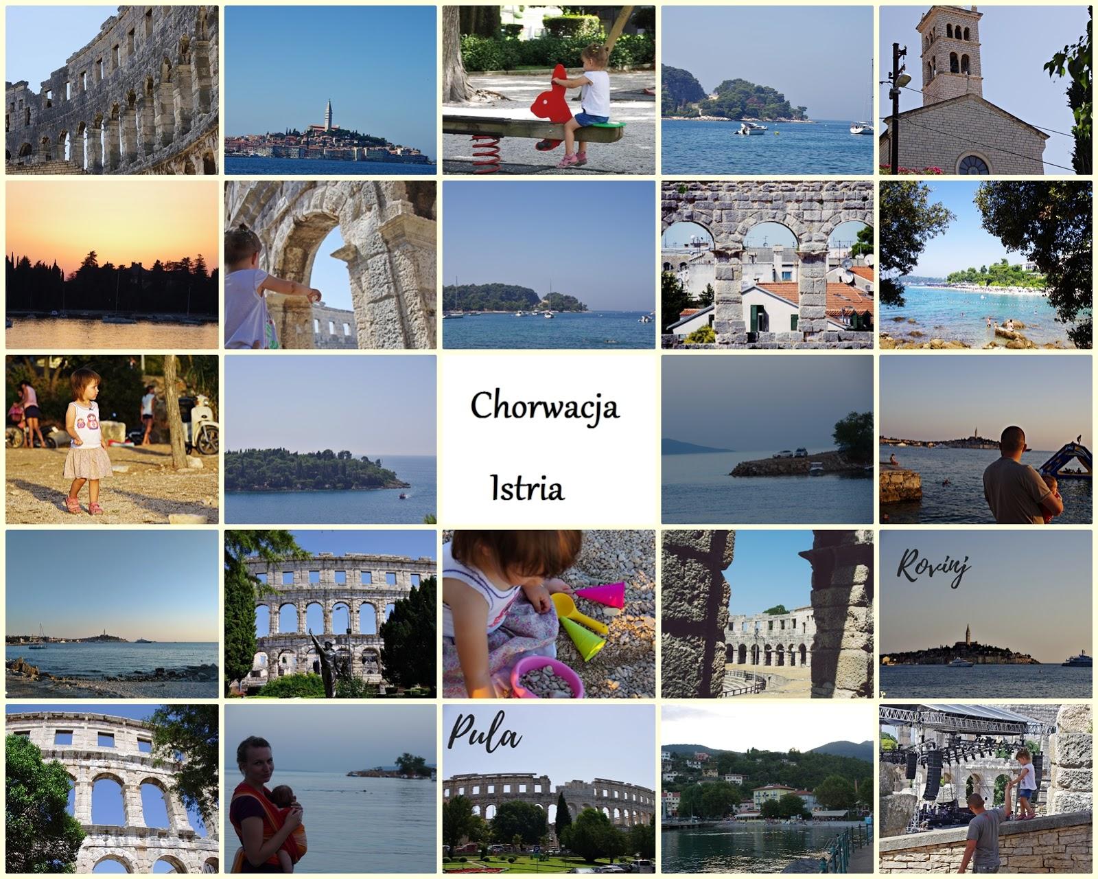 Półwysep Istria Chorwacja