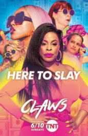 Claws Temporada 3 audio español