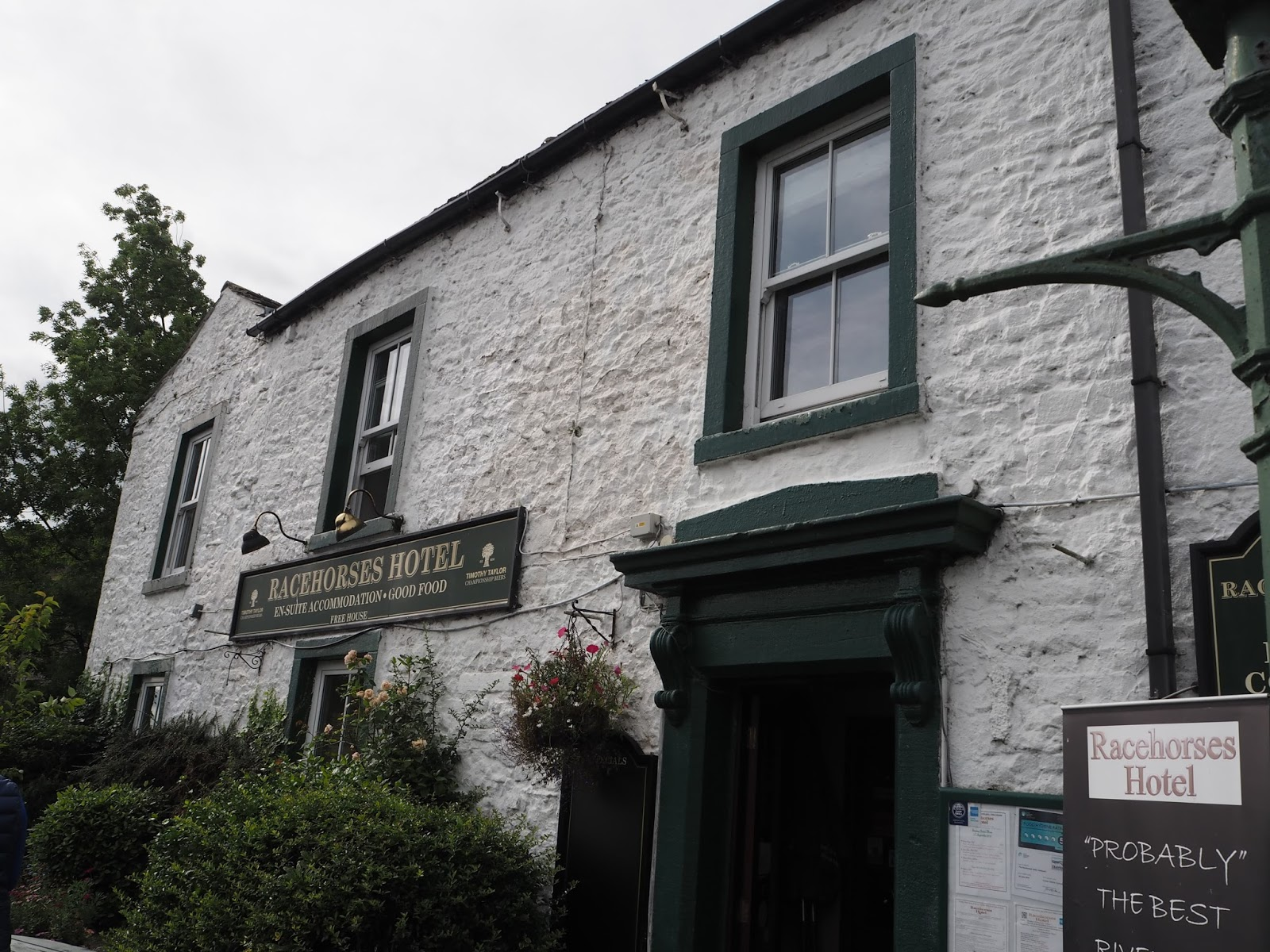 The Racehorses Hotel, Kettlewell