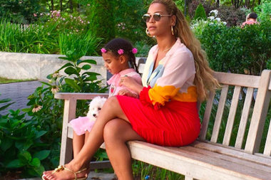 Beyonce want Blue Ivy to be assign permanently to her Daughter