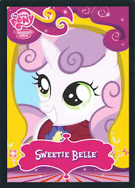 My Little Pony Sweetie Belle Series 2 Trading Card