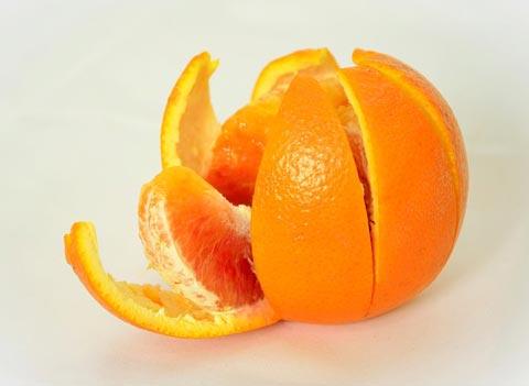 cara menghilangkan komedo secara alami dan cepat dengan kulit jeruk