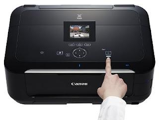 Download Printer Driver Canon Pixma MG6250