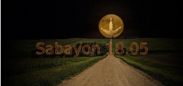 Sabayon 18.05 banner