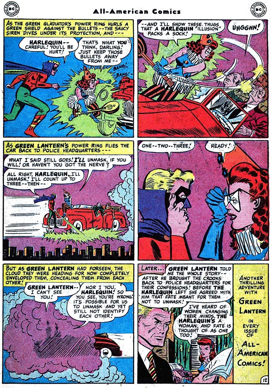 Read online All-American Comics (1939) comic -  Issue #95 - 14