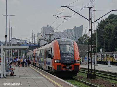 EN99-001 + EN64-002, Koleje Małopolskie
