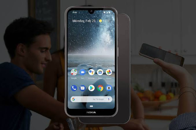 Nokia 4.2 with dedicated Google Assistant button set to launch on May 7