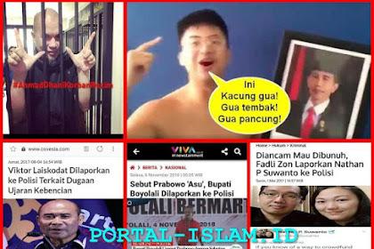 Ahmad Dhani Divonis 1,5 Tahun Penjara, Bagaimana dengan Para Pendukung Rezim? Kata Jokowi Laporkan Saja! Kok Aman Saja?