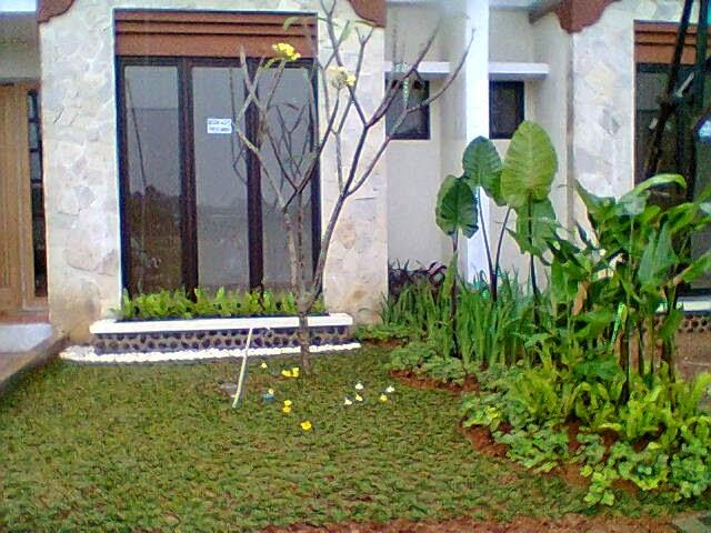 Taman Minimalis Gaya Bali Taman Minimalis