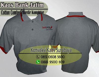 Jasa Konveksi Kaos Polo Bordir Murah di Surabaya, Konveksi Kaos Polo Bordir Murah di Surabaya
