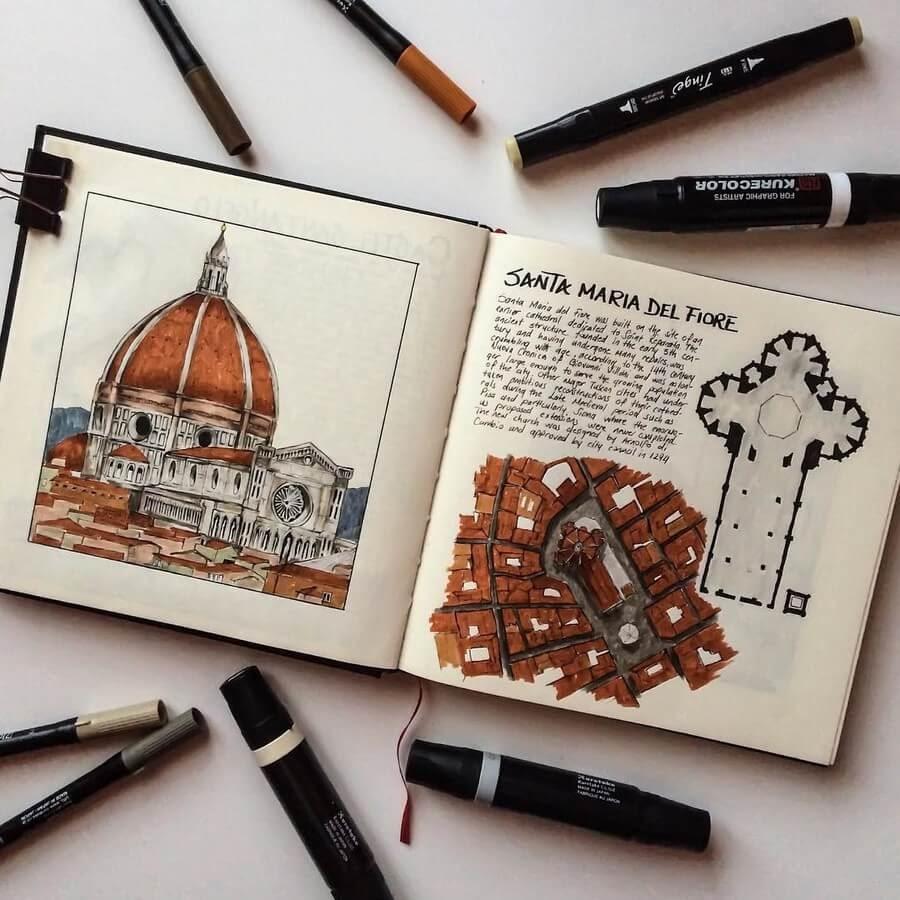 11-Santa-Maria-del-Fiore-Oğuzhan-Çengel-www-designstack-co