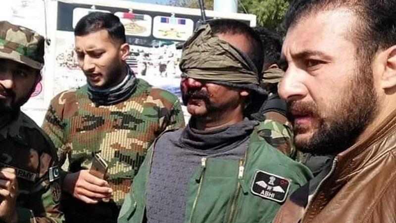 Pakistan captures Indian Pilot Abhi