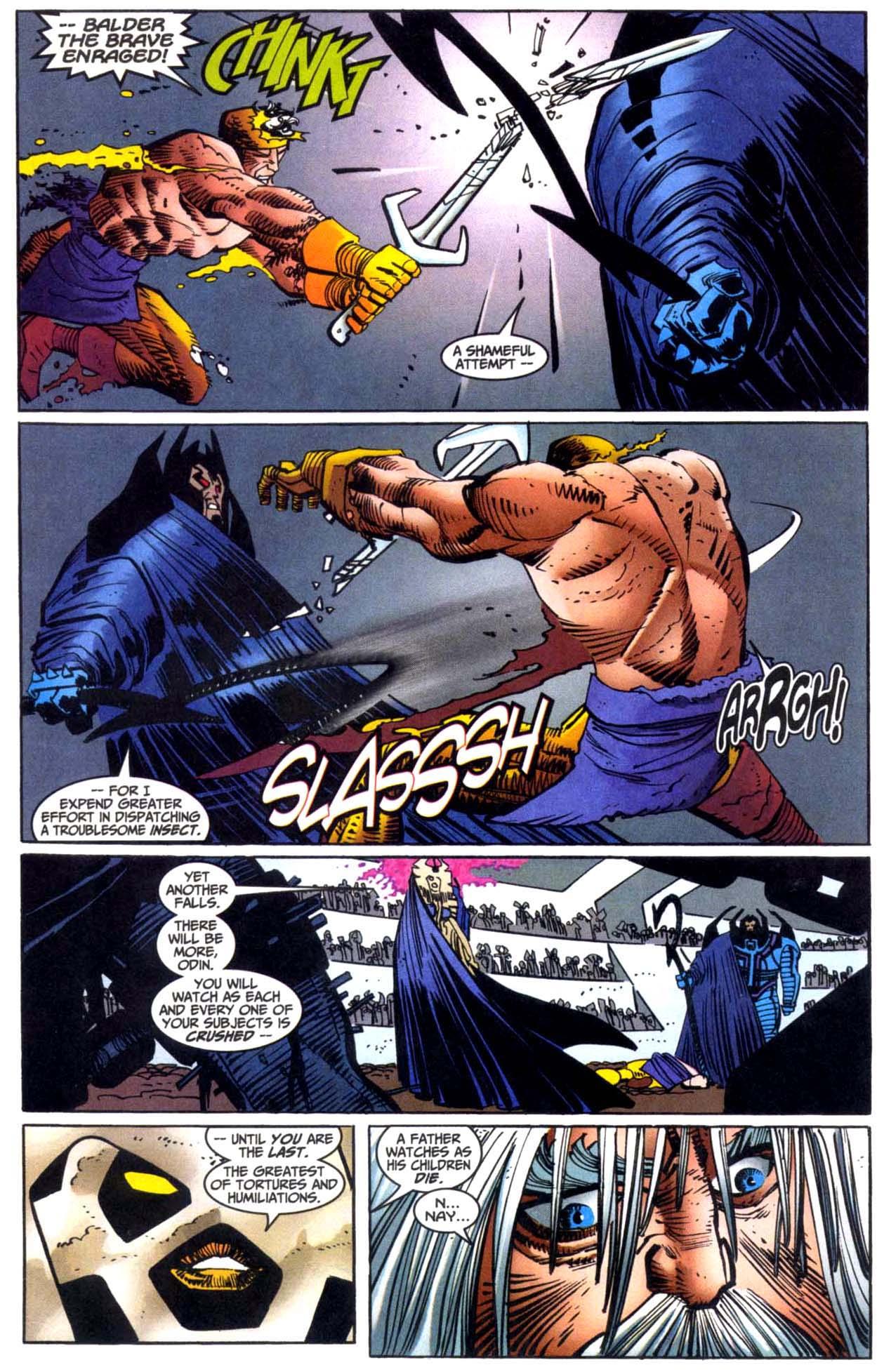 Thor (1998) Issue #8 #9 - English 9