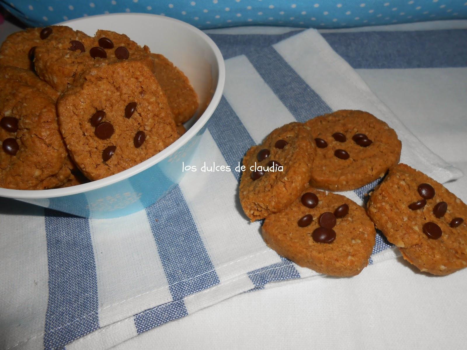 galletas de mani