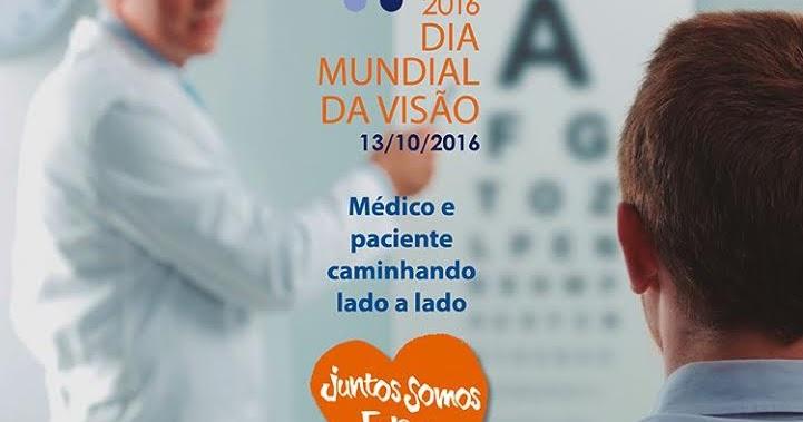 f41617c59ebdf Blog do Aeliton Clécio  Ótica Nova Olhar apoia o Dia Mundial da Visão