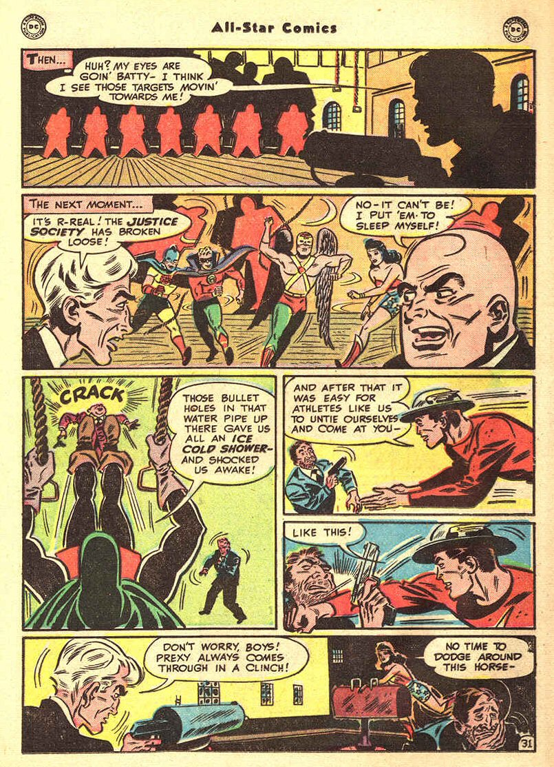 Read online All-Star Comics comic -  Issue #46 - 35