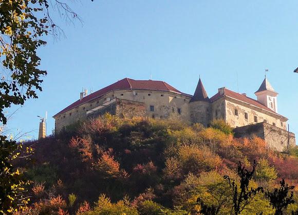 Мукачево. Закарпатська область. Замок Паланок