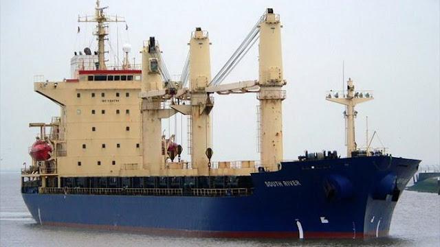 Στο λιμάνι της Καβάλας το πρώτο φορτίο με σωλήνες για το έργο του αγωγού TAP