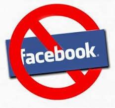 كيفية اغلاق حساب فيسبوك الخاص بك\