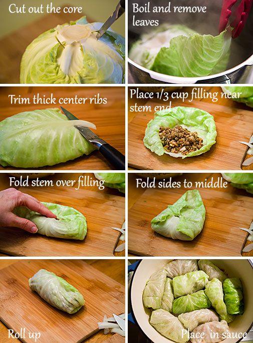 Vegan Cabbage Rolls #vegan #veganrecipes #veggies #vegetarianrecipes #cabbage #rolls