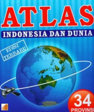 altas, pengertian atlas, komponen komponen atlas, unsur unsur atlas, peta atlas